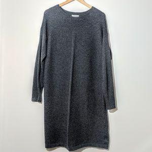 ASOS | Grey Sweater Dress